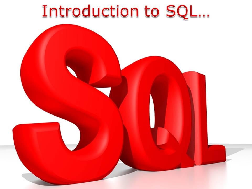 sql tutorial 1  introduction to sql