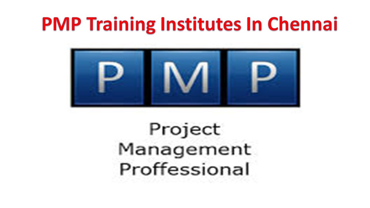Pmp Training Institutes In Chennai Software Testing