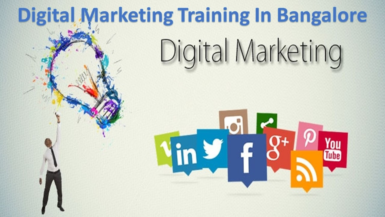 digital marketing training in bangalore