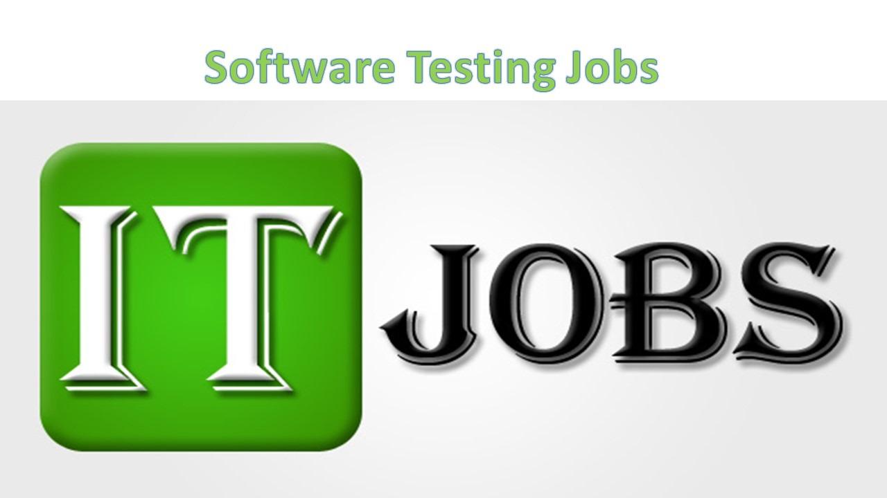 software testing jobs september 3rd