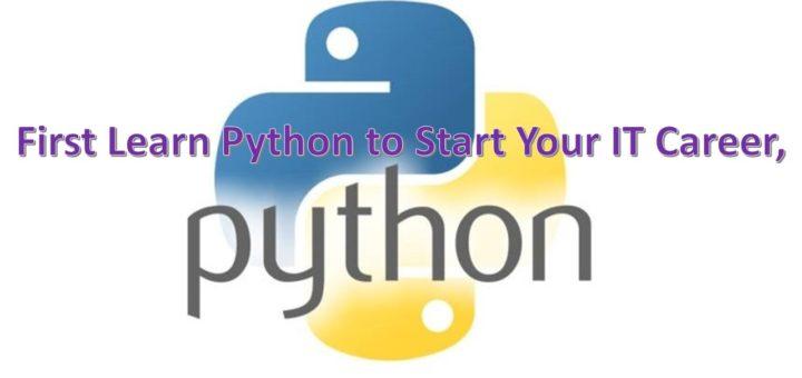python fundamentals