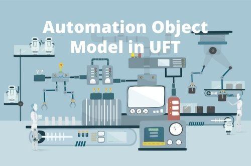 Test Object Model in UFT