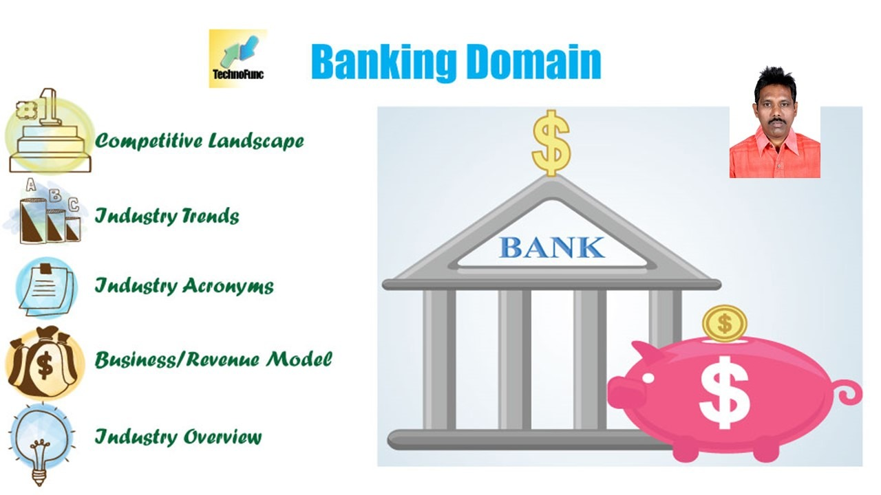 Banking Domain Knowledge for Testers - Software Testing