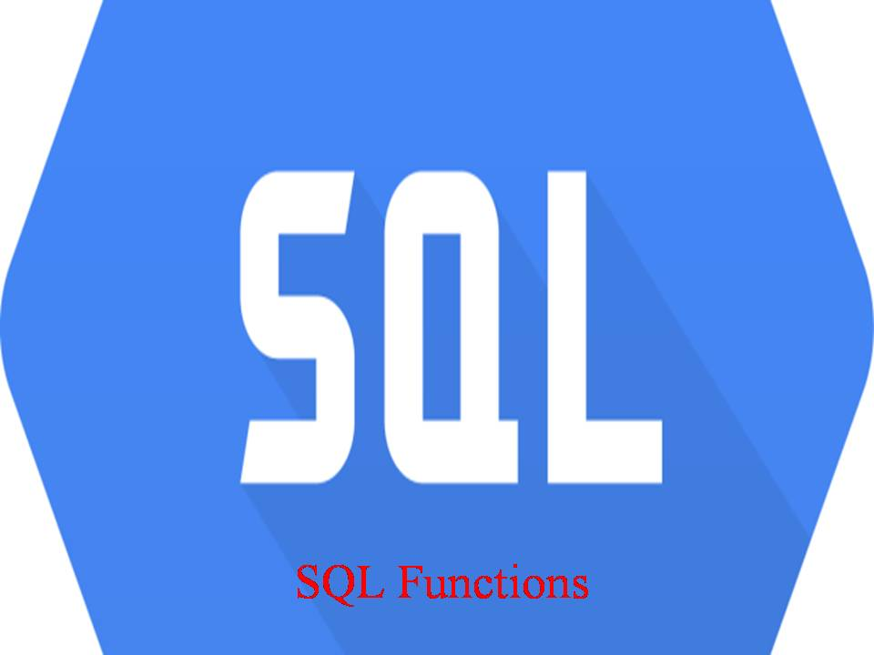 SQL Functions