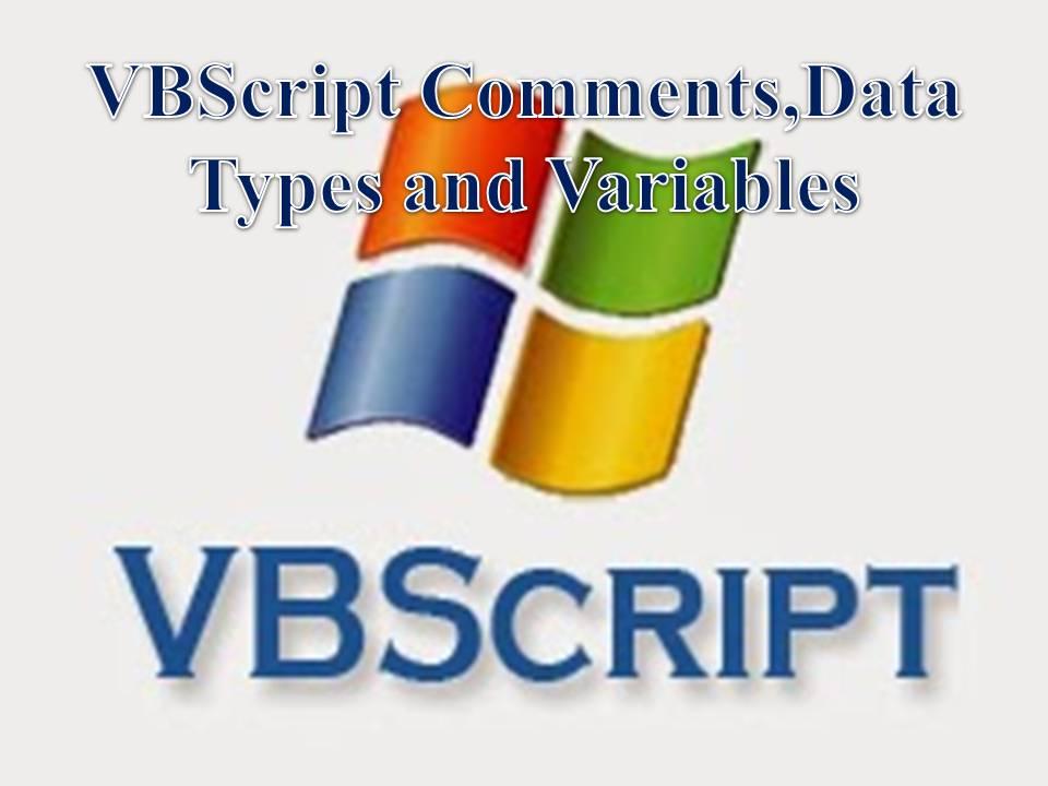 VBScript Tutorial 2 - Software Testing