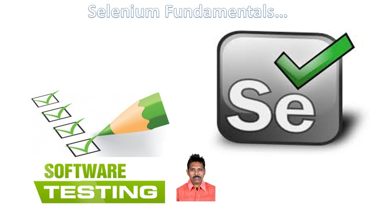 Interview Questions on Selenium Fundamentals - Software Testing
