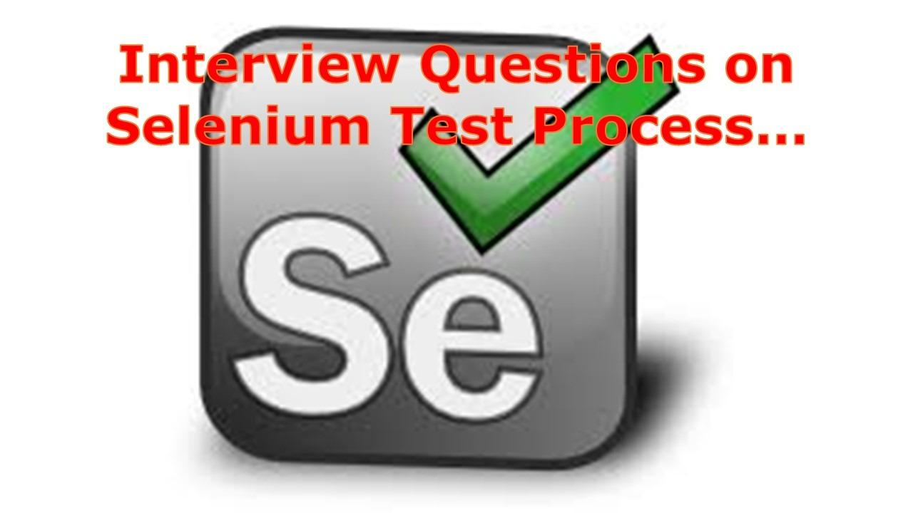 Selenium Interview Questions-2