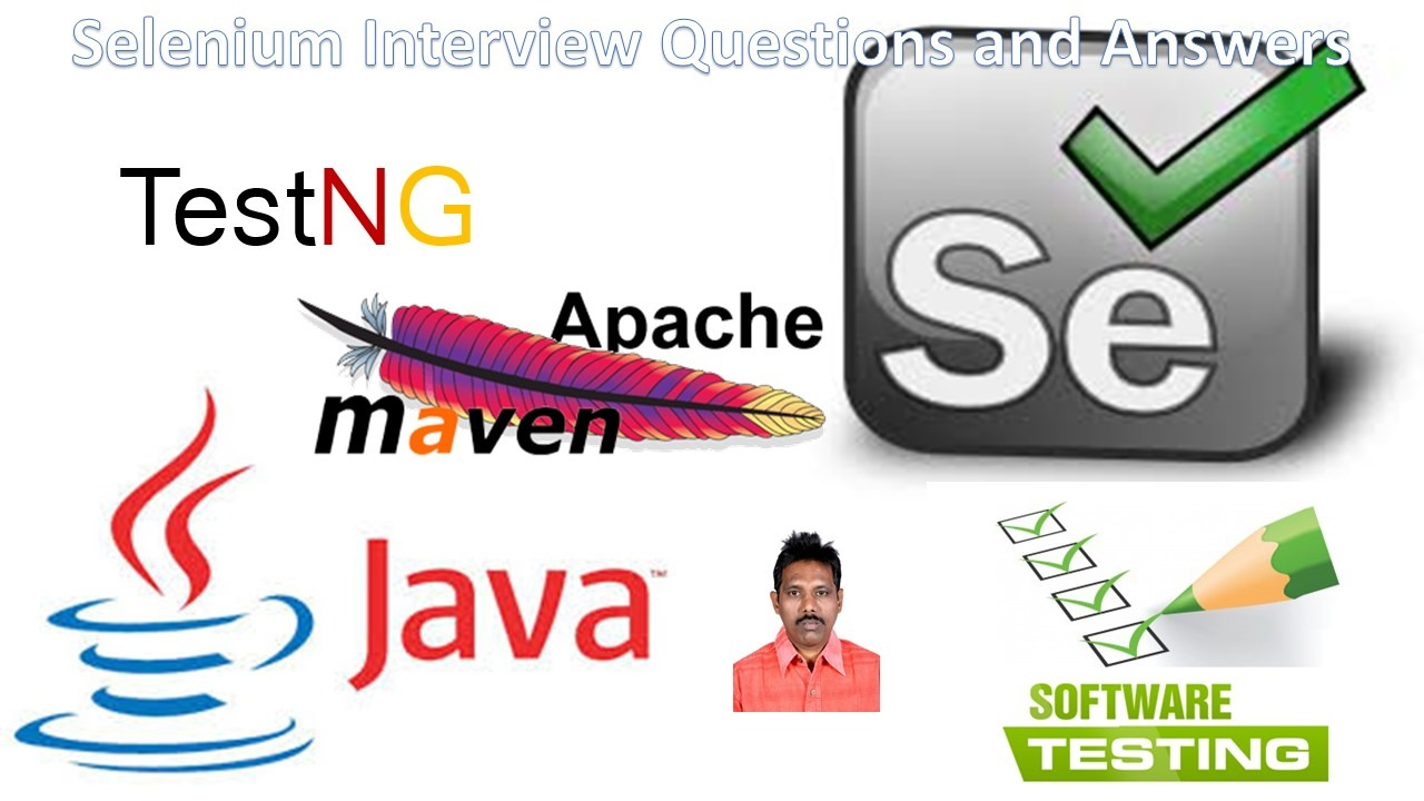 Selenium Interview Questions and Answers - Software Testing