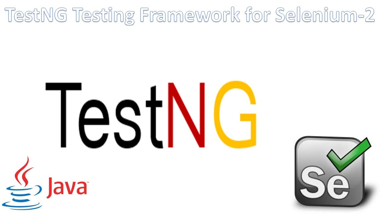 Data Driven Testing in Selenium - Software Testing