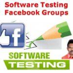 Facebook Software Testing Groups