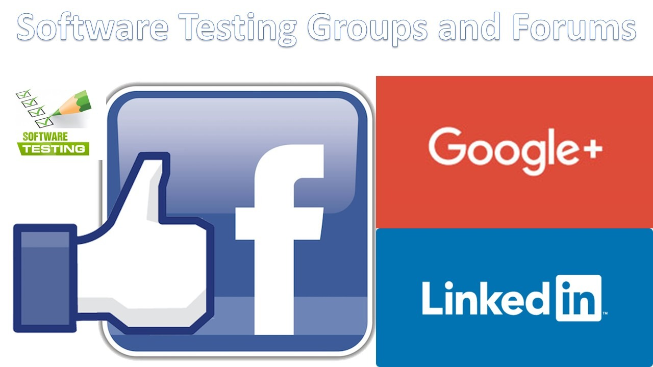 Software Testing Groups and Forums