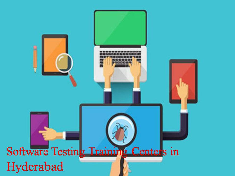Software Testing Training Centers in Hyderabad