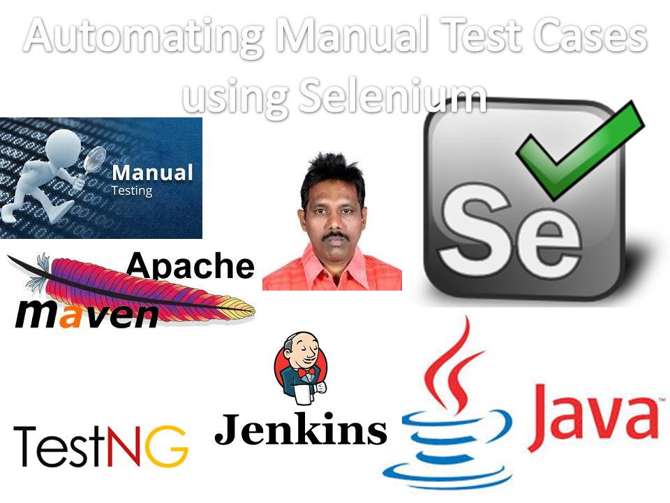 Automating a Manual Test Case