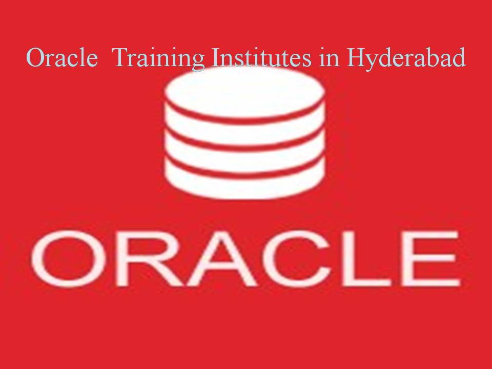 Oracle Apps Training Institutes in Hyderabad - Software Testing