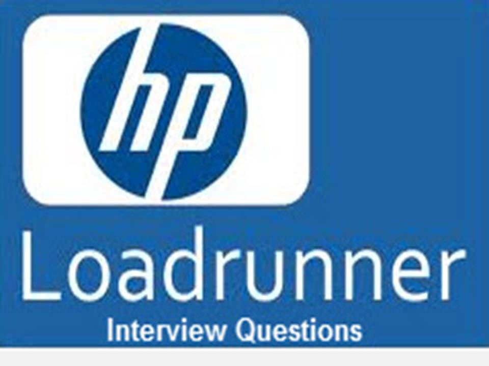 LoadRunner Interview Questions and Answers -3