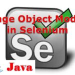 Page Object Model in Selenium