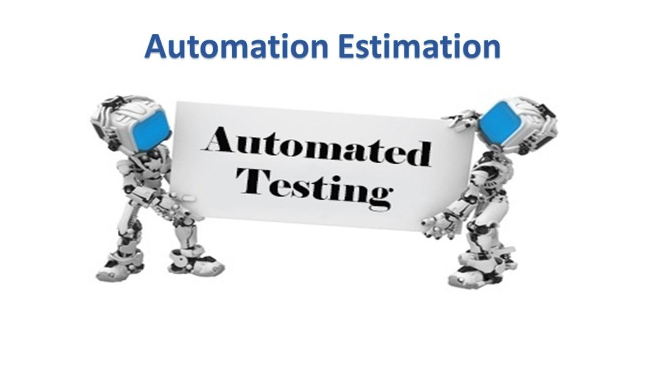 Automation Estimation