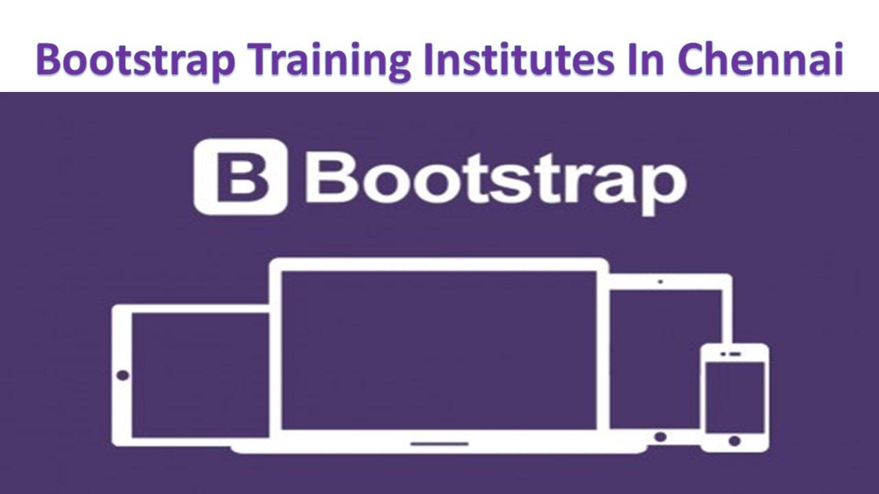 Bootstrap Training Institutes In Chennai
