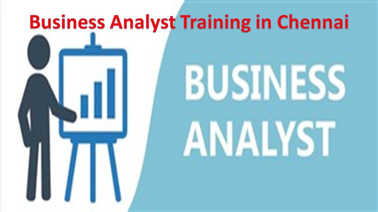 Business Analyst Training Institutes in Chennai
