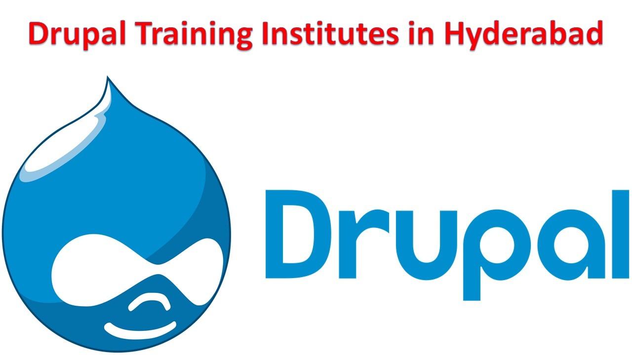 Drupal Training Institutes in Hyderabad