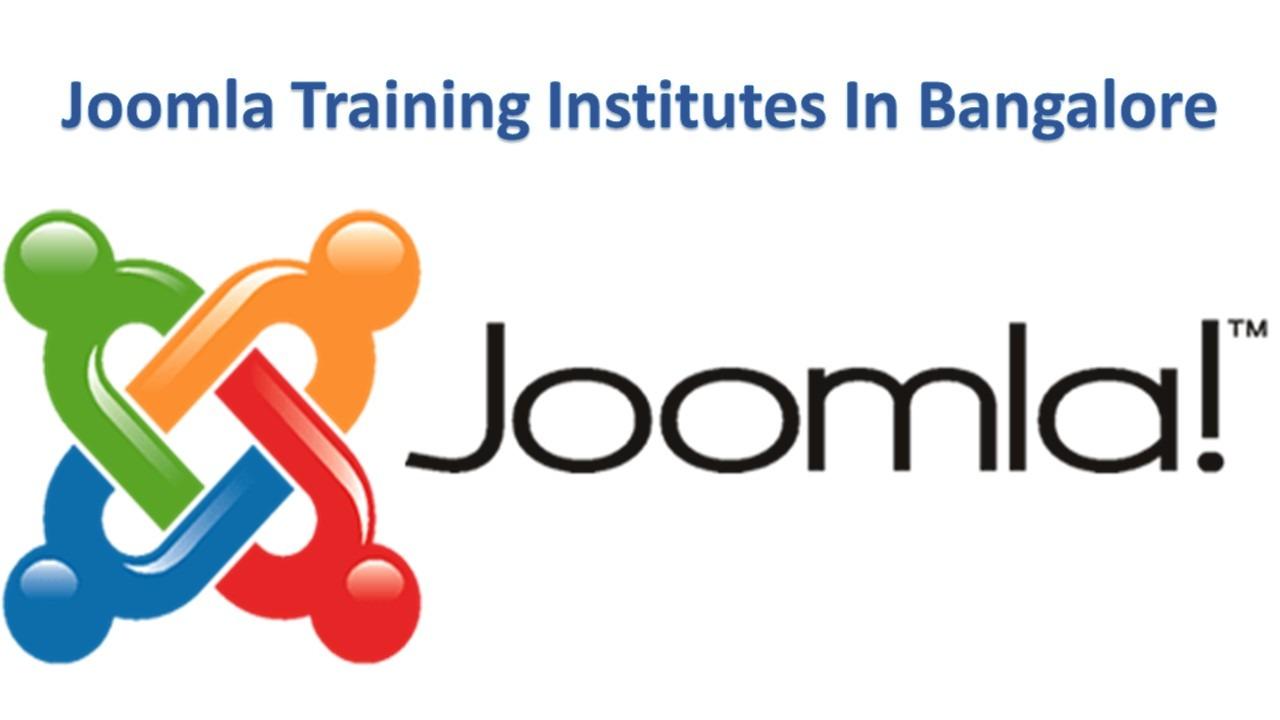 Joomla Training Institutes in Bangalore