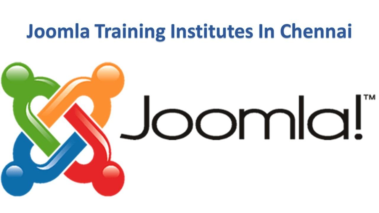 Joomla Training Institutes In Chennai
