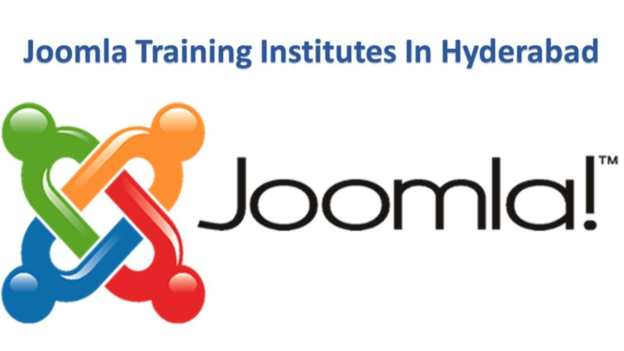 Joomla Training Institutes in Hyderabad
