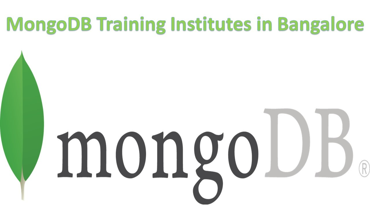 MongoDB Training Institutes in Bangalore