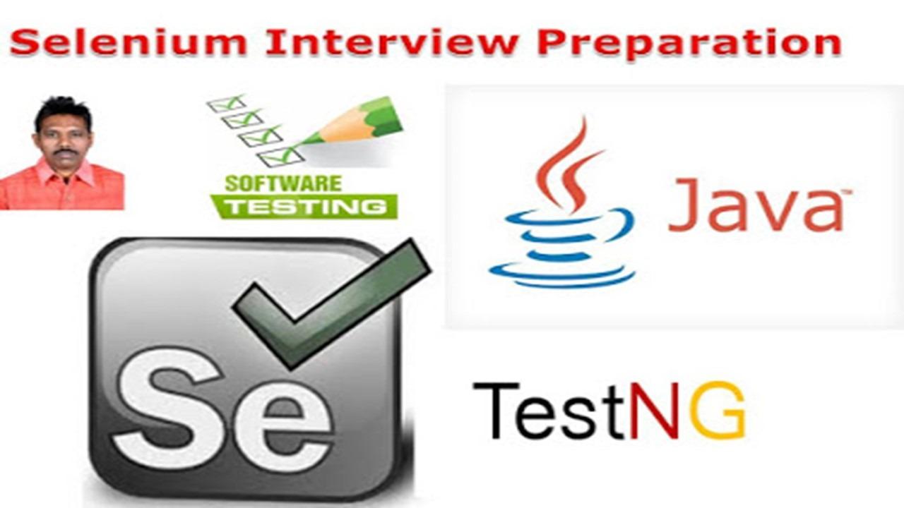 Selenium Interview Preparation