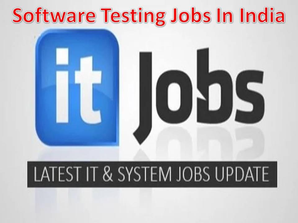 Software Testing Jobs November 3rd