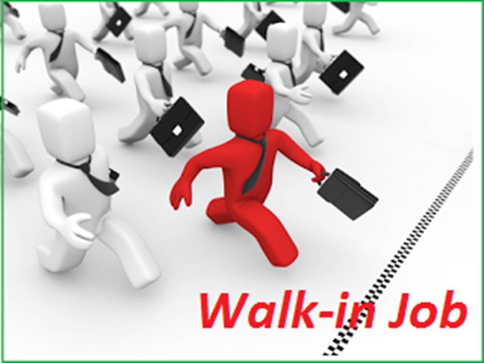 Software Walk-in Jobs September 11th