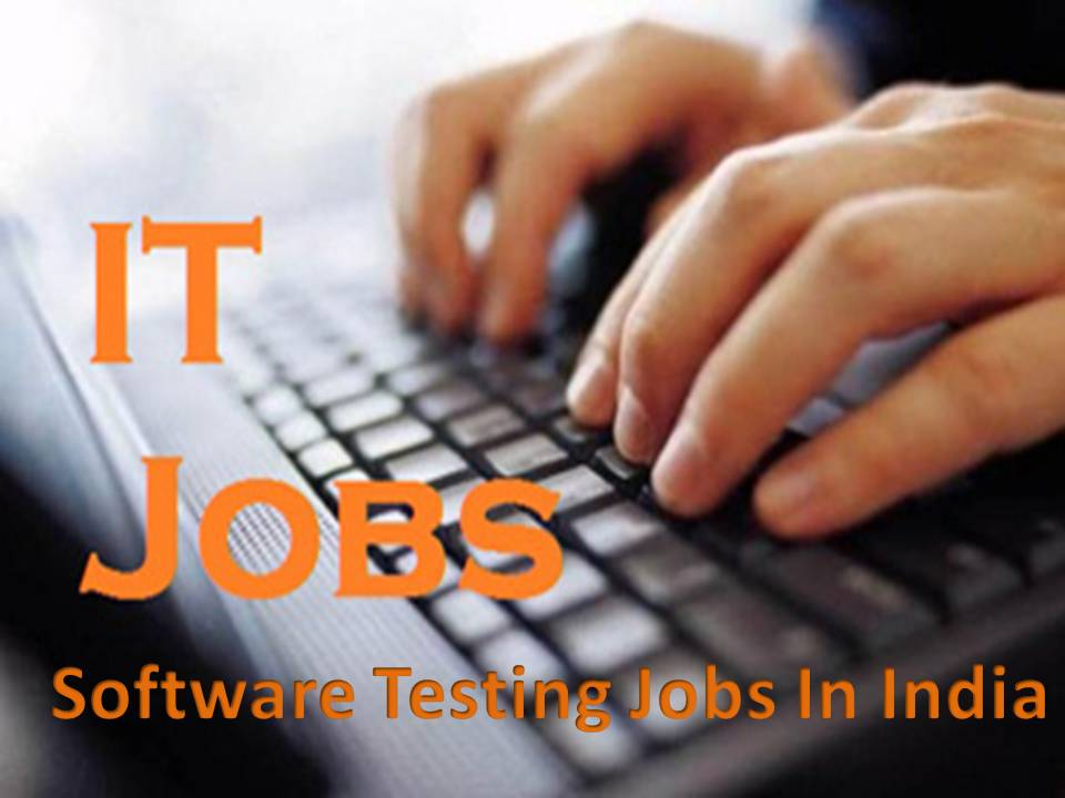 Software Testing Jobs November 21st