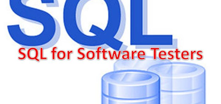 SQL for Software Testers