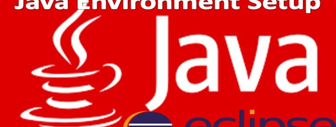 Java Installation and Environment Setup