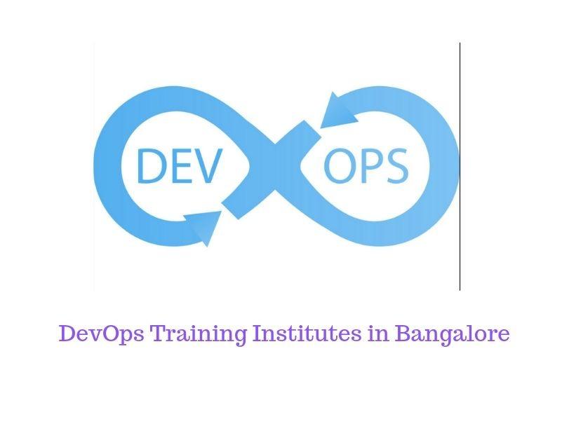 DevOps Training Institutes in Bangalore