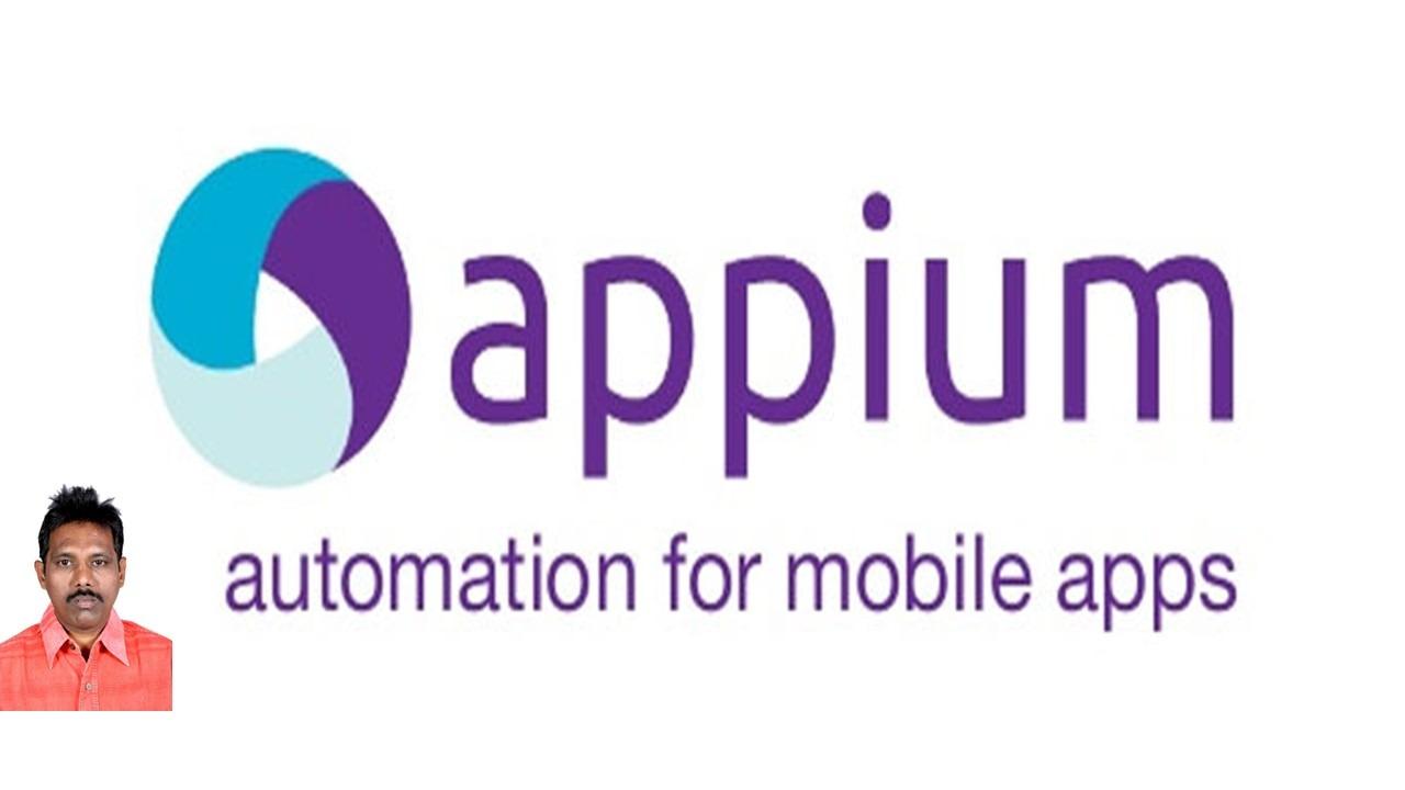 appium tutorial