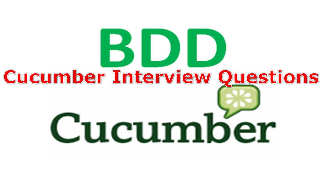 Cucumber Tutorial