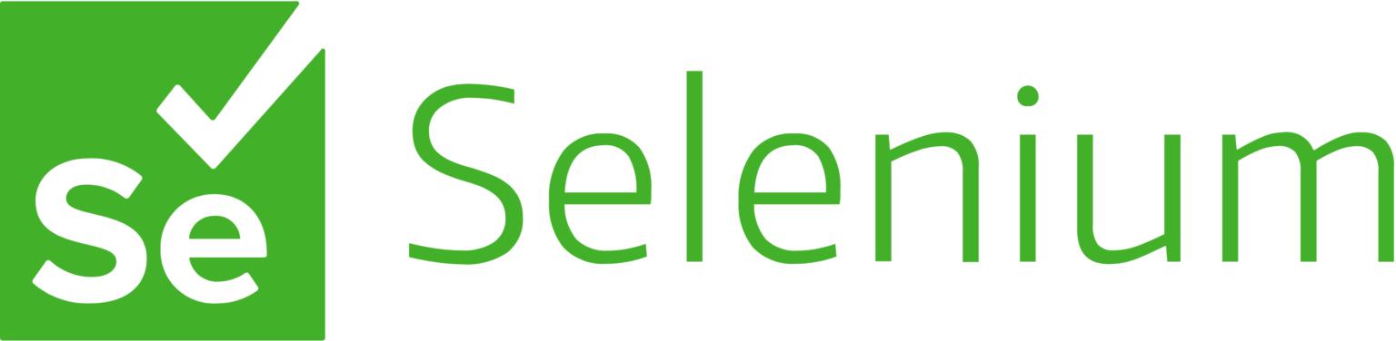 Writing Selenium Test Cases