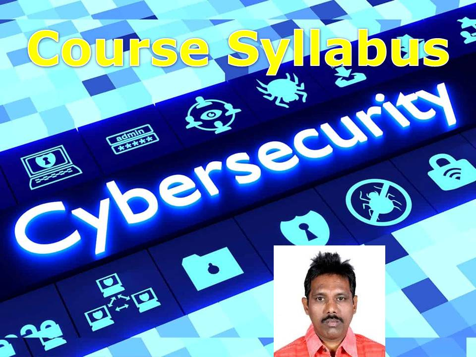 Cybersecurity Course Syllabus